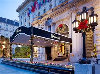 The Fairmont Hotel, atop Nob Hill in San Francisco